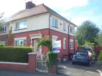 3 Bedrooms Semi Detached House for sale in Wern Avenue, Bagillt, Flintshire, CH6