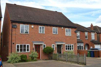 4 Bedrooms Semi Detached House for sale in Aquitaine Mews, Cheltenham Road East, Gloucester, Gloucestershire