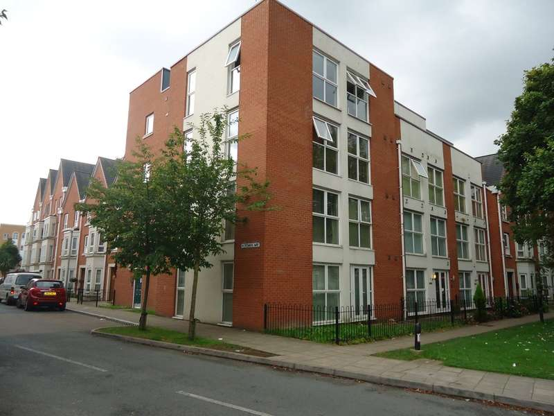 2 Bedrooms Flat for sale in Rowan Way, Salford, M7