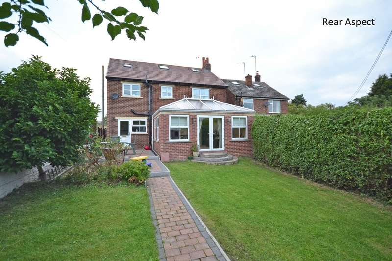 5 Bedrooms Detached House for sale in Brandy Carr Road, Kirkhamgate, Wakefield