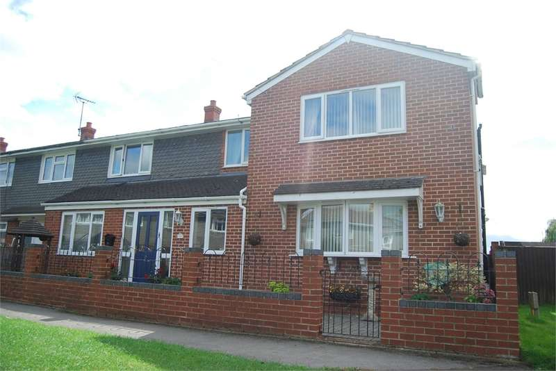 6 Bedrooms Semi Detached House for sale in 14 Phillimore Gardens, Frampton on Severn, Gloucester