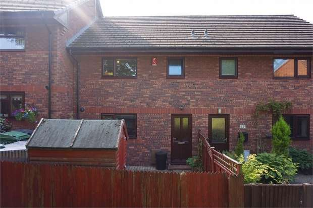 3 Bedrooms Terraced House for sale in Maryport Court, Carlisle, Cumbria