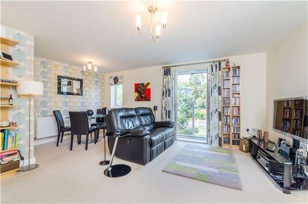 1 Bedroom Flat for sale in Approach House, Foxboro Road, REDHILL, RH1 1TD