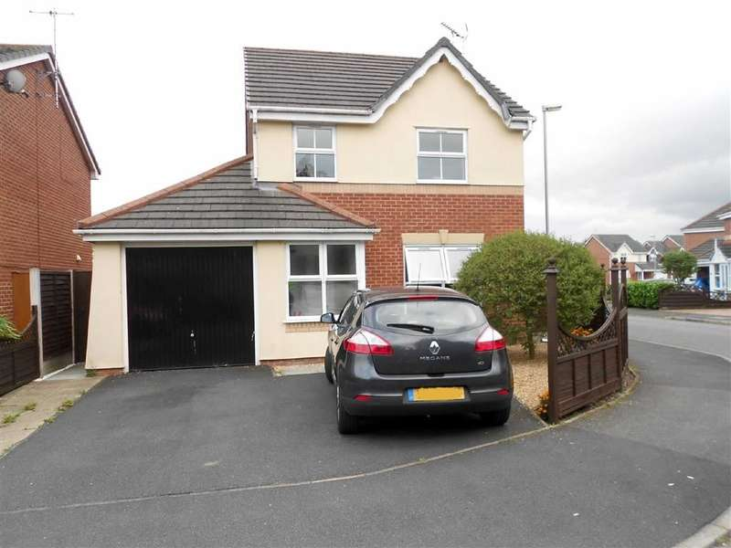 3 Bedrooms Property for sale in Fox Covert Way, Coppenhall, Crewe, Cheshire