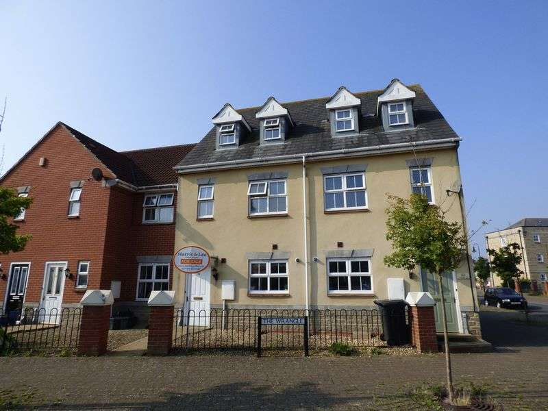 3 Bedrooms Terraced House for sale in Longridge Way, Weston-Super-Mare