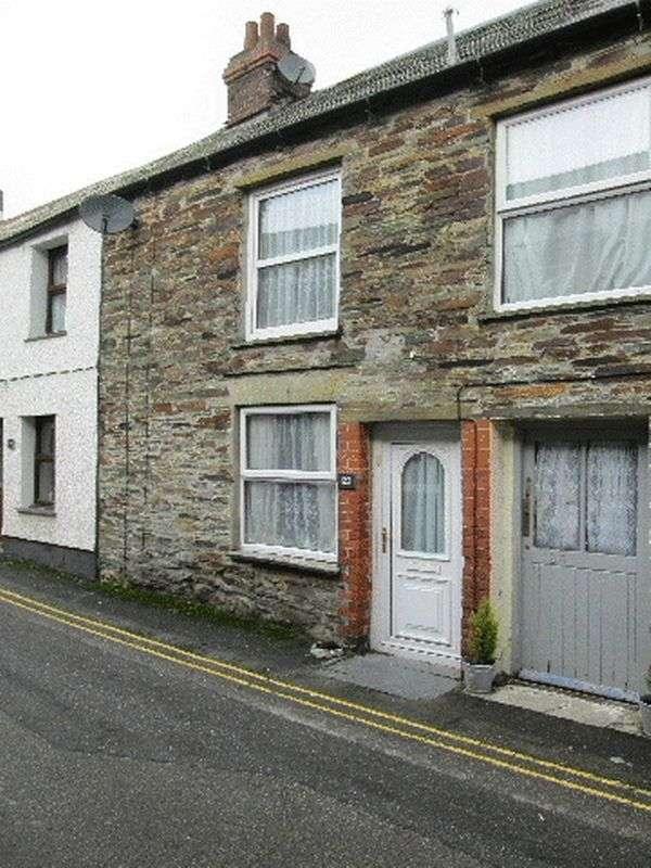 2 Bedrooms Terraced House for sale in Pengelly, Delabole