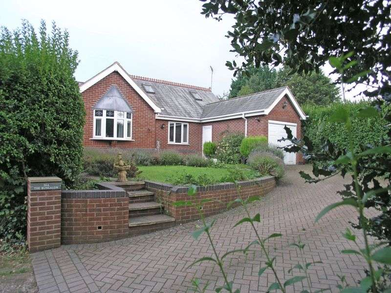 2 Bedrooms Detached Bungalow for sale in STOURBRIDGE, OLDSWINFORD, Heath Lane