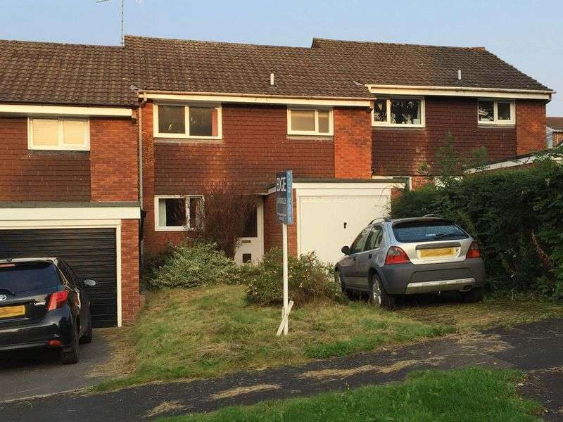 3 Bedrooms Terraced House for sale in Bishops Court, Eccleshall, Staffordshire