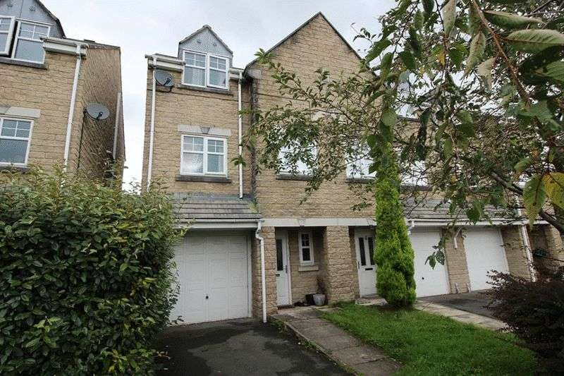 3 Bedrooms Mews House for sale in Musbury Mews, Helmshore