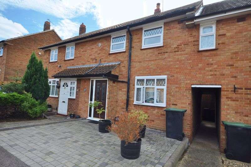 2 Bedrooms Terraced House for sale in Homefield, Waltham Abbey