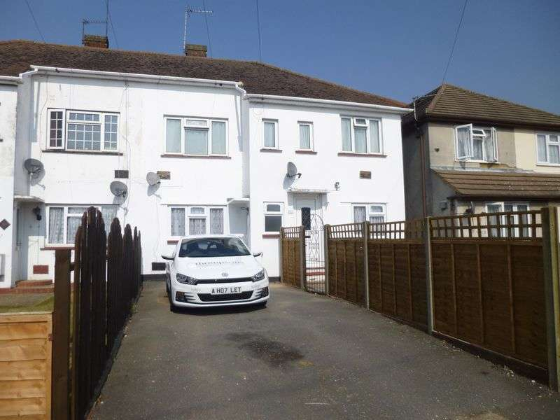 2 Bedrooms Flat for sale in West End Lane, Hayes