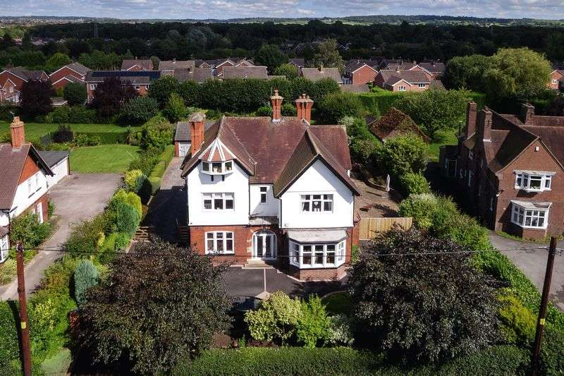 5 Bedrooms Detached House for sale in Barlaston old Road, Trentham