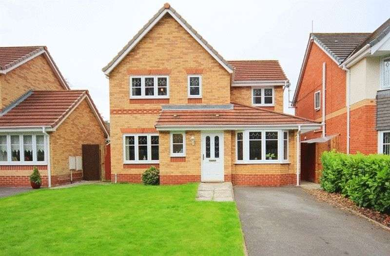 4 Bedrooms Detached House for sale in Manderston Drive, West Derby, Liverpool, L12