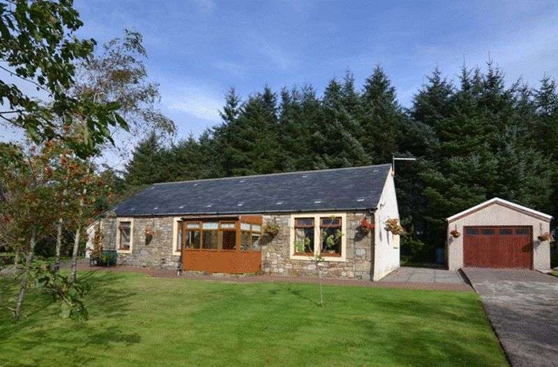 2 Bedrooms Detached Bungalow for sale in Park Cottage, Dalry