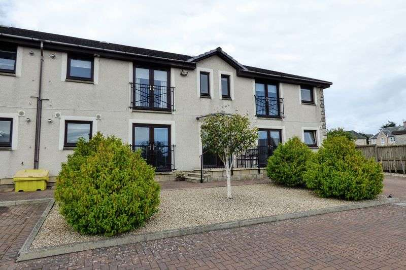 2 Bedrooms Flat for sale in Carnwath Road, Carluke