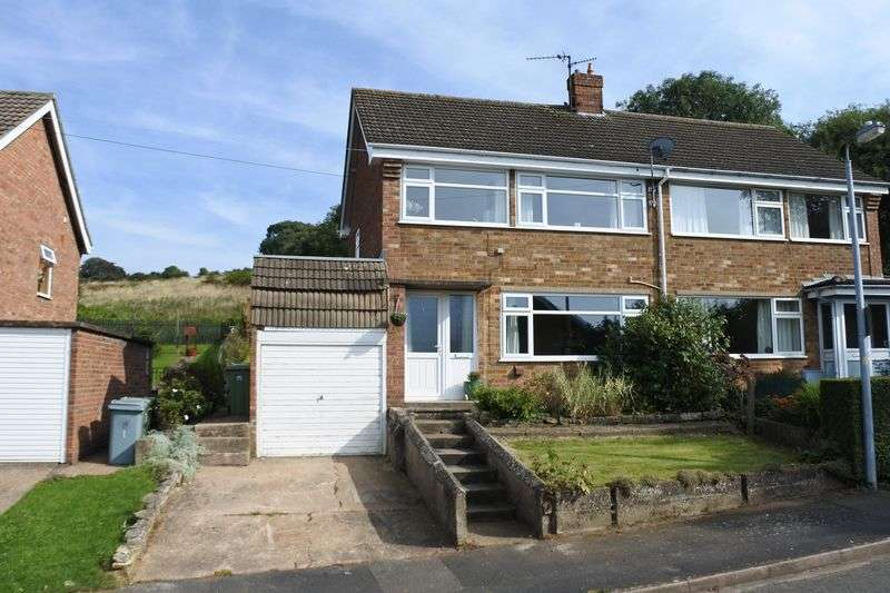 3 Bedrooms Semi Detached House for sale in Kenwick Drive, Grantham