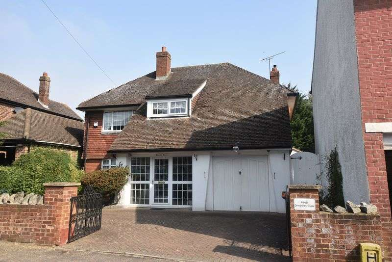 3 Bedrooms Detached House for sale in Summer Street, Slip End