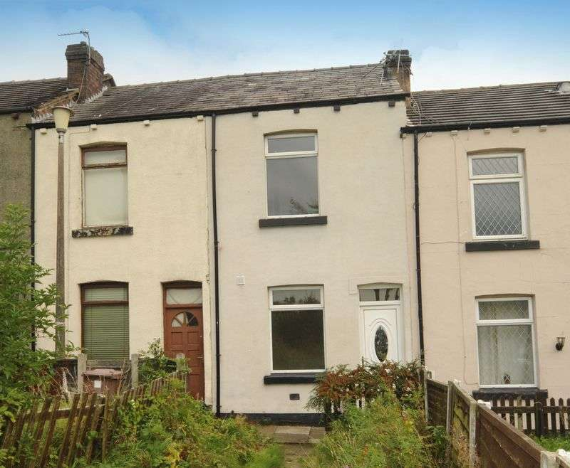 2 Bedrooms House for sale in Penkford Street, Newton-Le-Willows