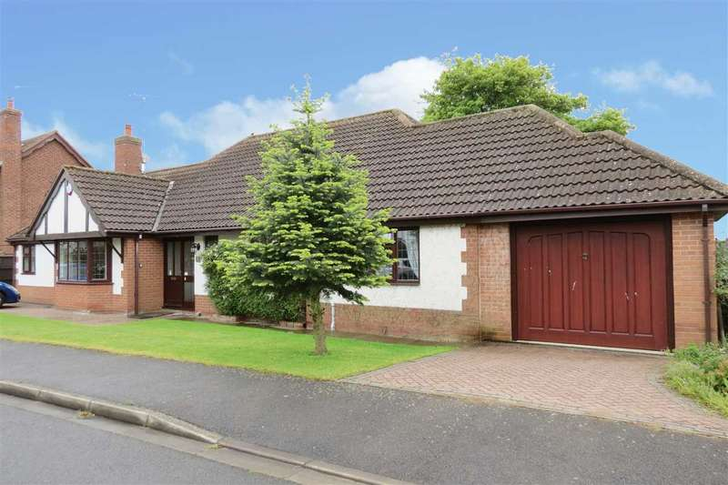 4 Bedrooms Detached Bungalow for sale in Bramley Close, Heckington