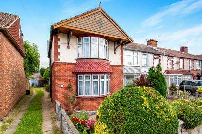 3 Bedrooms End Of Terrace House for sale in Cosham, Portsmouth, Hampshire