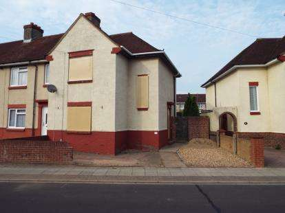 3 Bedrooms End Of Terrace House for sale in Cosham, Hampshire