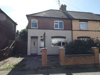 3 Bedrooms End Of Terrace House for sale in William Morris Avenue, Bootle, Liverpool, Merseyside, L20