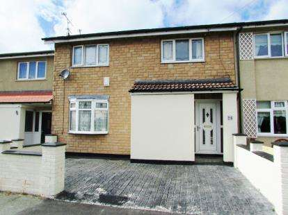 3 Bedrooms Terraced House for sale in John Kennedy Road, Mottram, Hyde, Greater Manchester