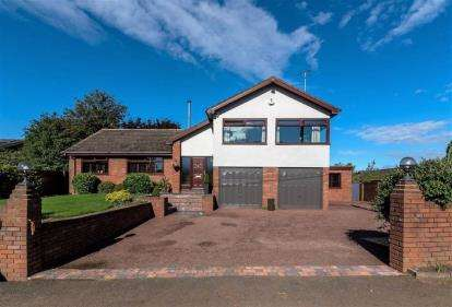 4 Bedrooms Detached House for sale in Bednall, Richfield Lane, Stafford, Staffordshire