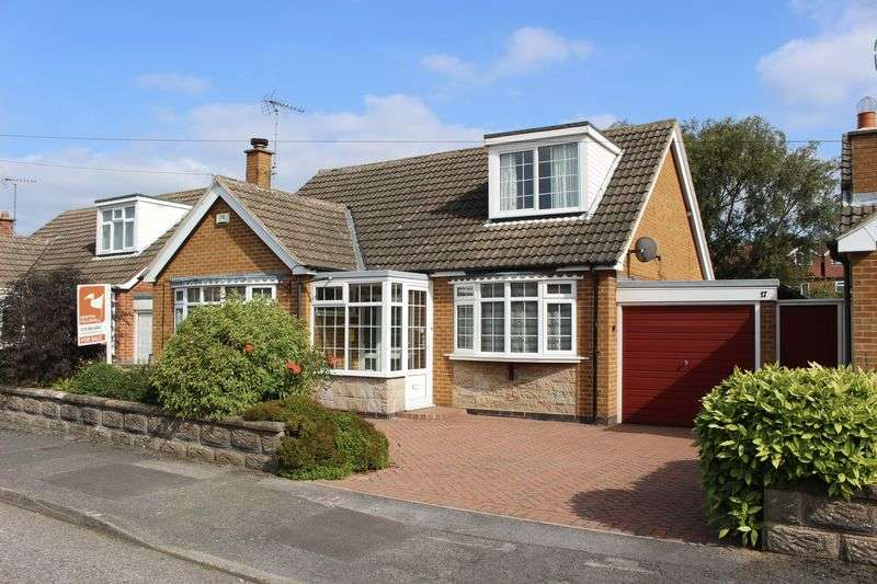 3 Bedrooms Detached Bungalow for sale in Muir Avenue, Nottingham