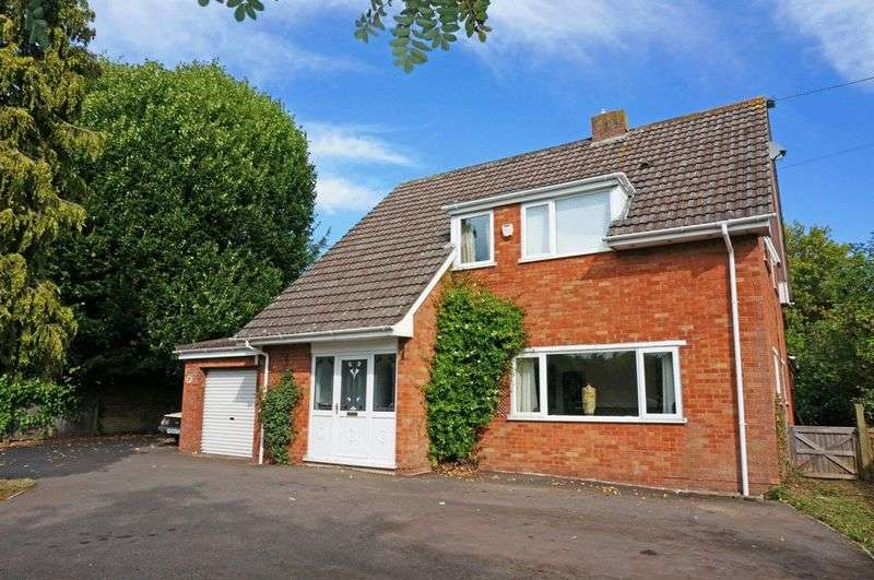 4 Bedrooms Detached House for sale in Henlade, Taunton