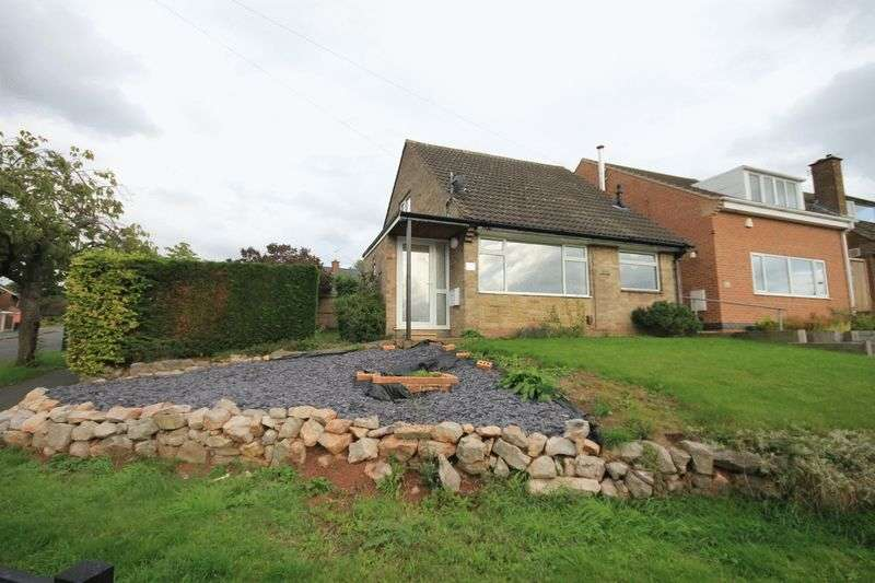 3 Bedrooms Detached House for sale in EDALE CLOSE, ALLESTREE