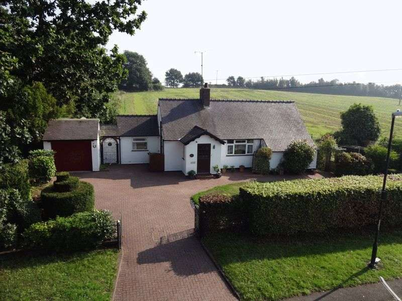 2 Bedrooms Detached Bungalow for sale in Areley Common, Stourport-On-Severn DY13 0NL