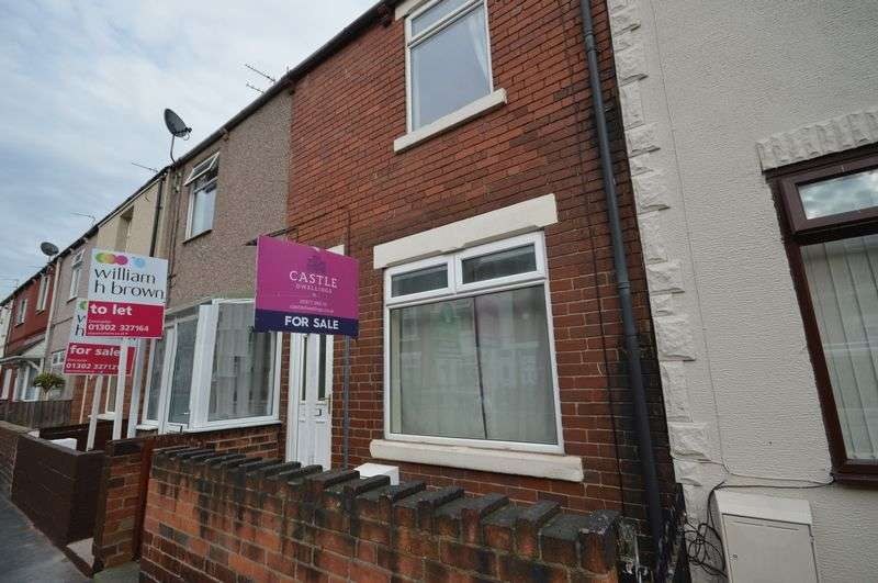 2 Bedrooms Terraced House for sale in Kings Road, Doncaster