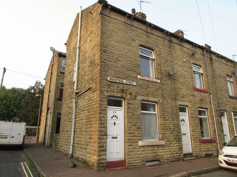 2 Bedrooms Terraced House for sale in Industrial Street, Todmorden
