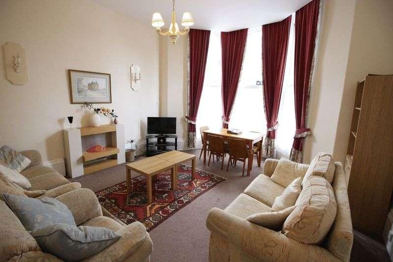 1 Bedroom Flat for sale in Ground Floor Flat, Esplanade Gardens