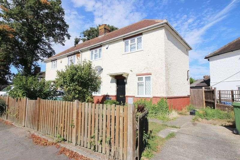 3 Bedrooms Semi Detached House for sale in Newbridge Avenue, Sittingbourne