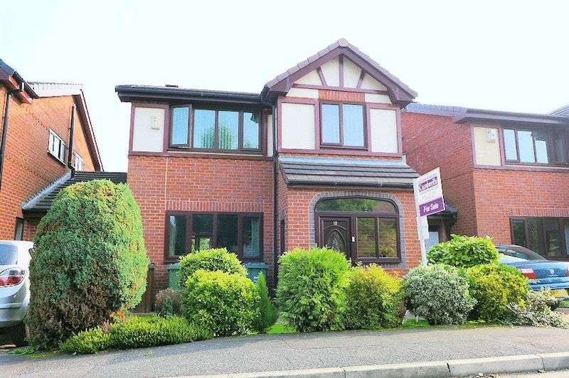 4 Bedrooms Detached House for sale in Parr Fold, Unsworth