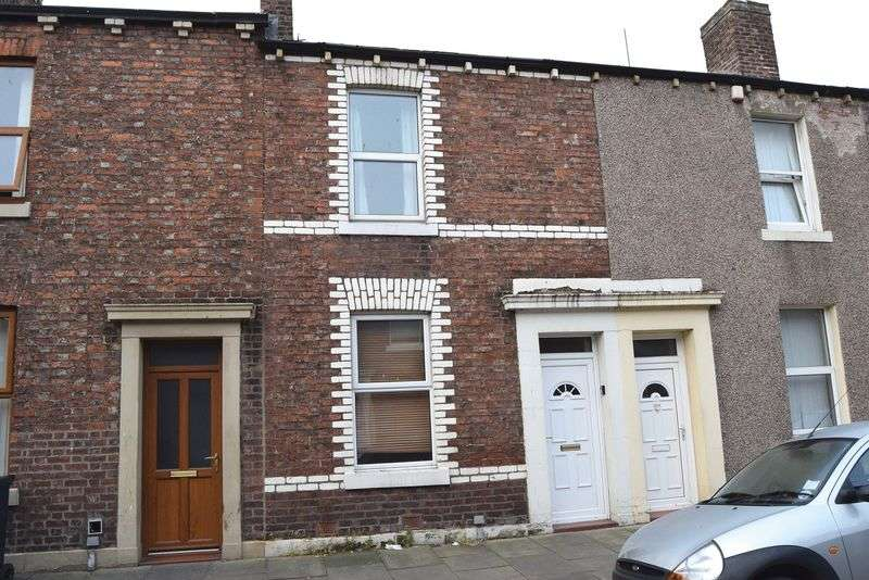 2 Bedrooms Terraced House for sale in Collingwood Street, Carlisle