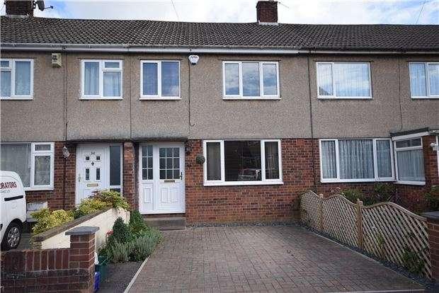 3 Bedrooms Terraced House for sale in Prospect Crescent, Kingswood, BRISTOL, BS15 4SR
