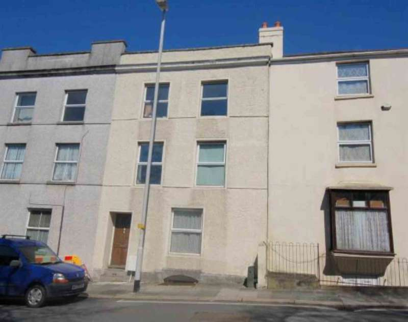 5 Bedrooms Terraced House for sale in Albert Road, Plymouth