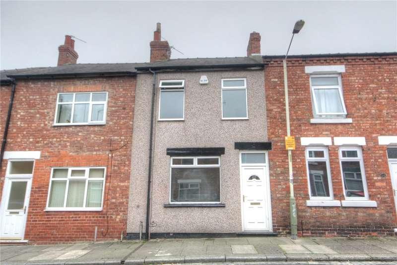 3 Bedrooms Terraced House for sale in Mildred Street, Darlington, DL3