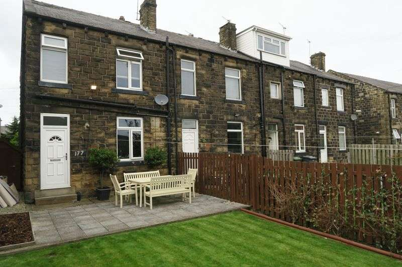 1 Bedroom Terraced House for sale in Fountain Street, Morley, Leeds
