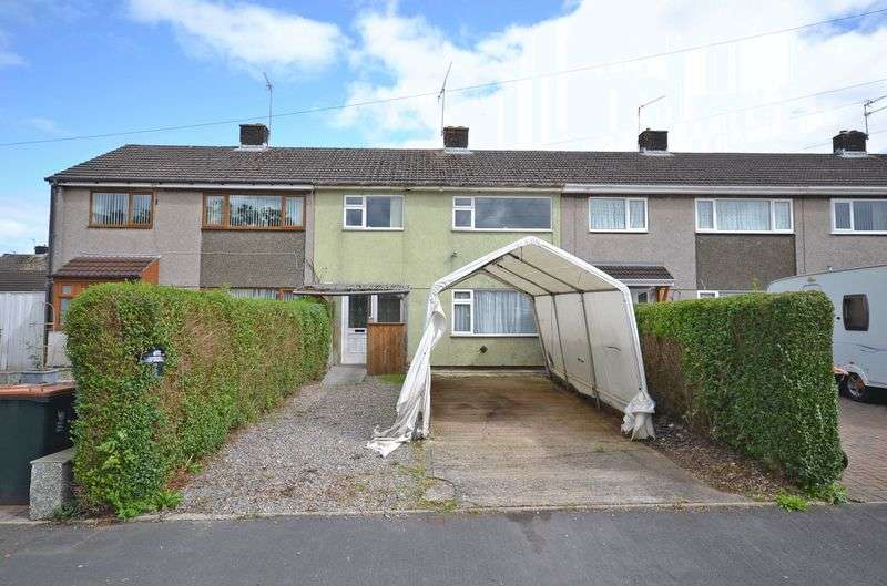3 Bedrooms Terraced House for sale in Larch Grove, Newport