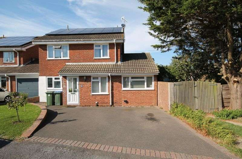 4 Bedrooms Detached House for sale in Hills Road, Steyning