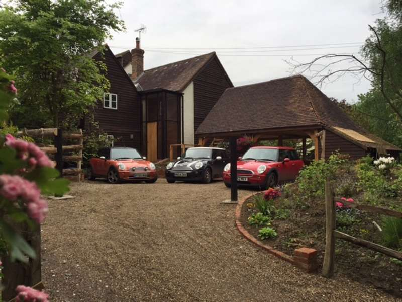 6 Bedrooms Detached House for sale in Cryals Road, Brencley, Kent, TN12