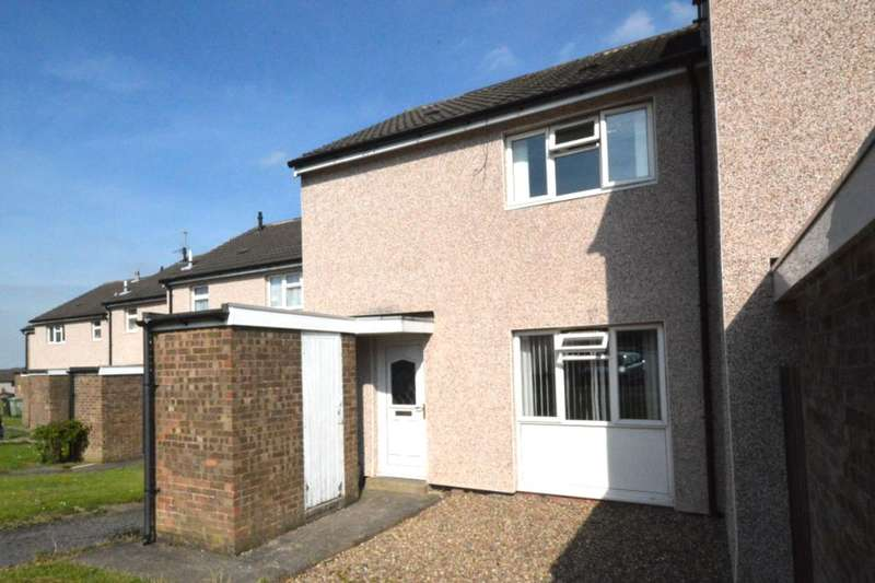 2 Bedrooms Semi Detached House for sale in Kingsclere Walk, Chesterfield, S40