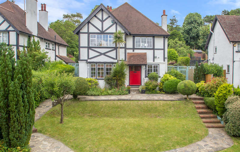 4 Bedrooms Detached House for sale in PURLEY