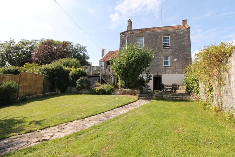 4 Bedrooms Detached House for sale in Farmborough, Near Bath
