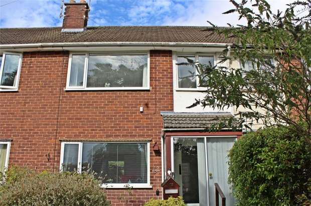 3 Bedrooms Terraced House for sale in Rowington Close, Coundon, Coventry