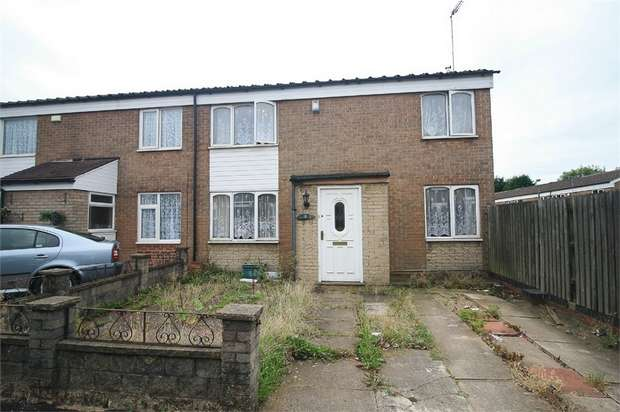3 Bedrooms Semi Detached House for sale in Eden Close, Birmingham, West Midlands
